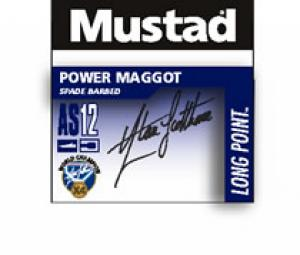 Mustad Power Maggot