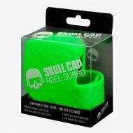 13 Fishing Skull Cap - multiorsó védő - Lime