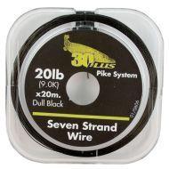 KODEX Black 7 Strand - 20lb (20m)
