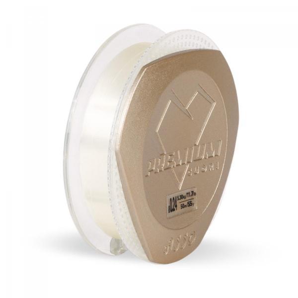 ASSO Premium flurcarbon 50m 0,18mm