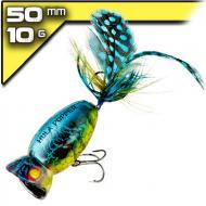Arbogast Hula Popper 2.0 - Blue Kill 5cm/10g