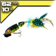 Arbogast Jointed Jitterbug 2.0 - 6,2cm/10,2g-  Blue Kill