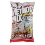 BAIT-TECH Big Carp method mix krill& tuna 2kg