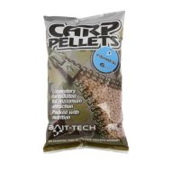 BAIT-TECH Fishmeal Carp feed pellets 4mm etetőpellet