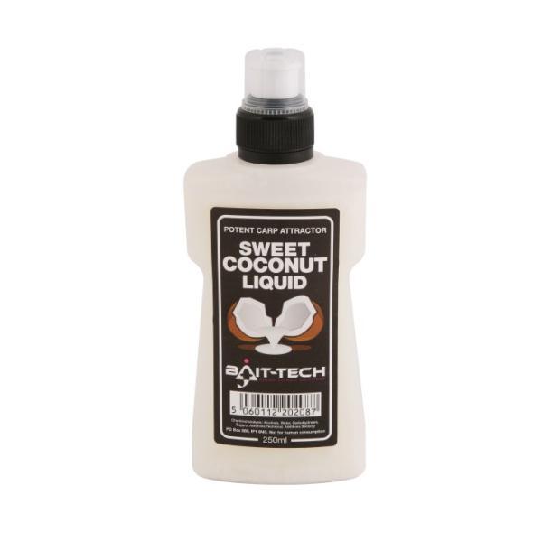 BAIT-TECH Liquid édes kókusz 250ml