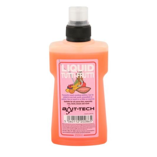 BAIT-TECH Liquid tutti-frutti 250ml