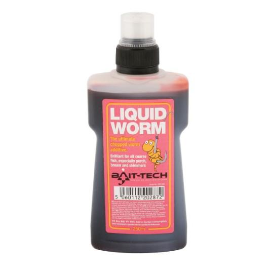 BAIT-TECH Liquid worm 250ml