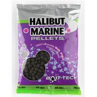 BAIT-TECH Marine halibut pellet fúrt 14mm