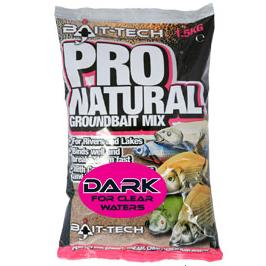 BAIT-TECH Pro Natural Dark etetőanyag 1,5kg