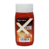 BAIT-TECH X-Cite chilli oil 300ml olaj