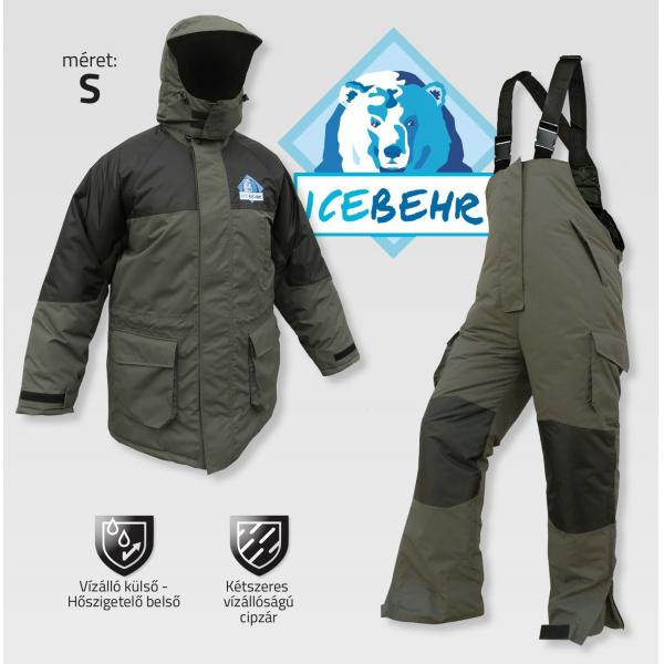 BEHR Ice Behr Extreme thermoruha S-es méret