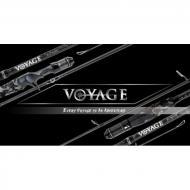 BONE Voyage 6'8/7-28g 4 részes MediumHeavy Baitcast travel