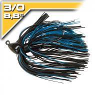 BOOYAH Baby BOO - Black/Blue - 8,8g-3/0 szoknyás jig