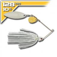 BOOYAH Covert - 10,5g - White Silver Scale Pearl Head