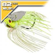 BOOYAH Melee - White Chartreuse/Silver blade - 16g/8,2cm