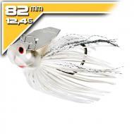 BOOYAH Melee - White/Silver blade - 12,4g/8,2cm
