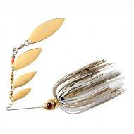 BOOYAH Super Shad Spinner - Gold/Golden Shiner 10g