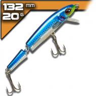 Bomber Jointed Wake Minnow - Baby Blue Fish 13,27cm/20,6g