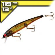 Bomber Suspend Pro Long AP15 Chartreuse Flash Orange Belly 11,84cm/15,2g wobbler