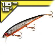 Bomber Suspend Pro Long AP15 Silver Flash Orange Belly 11,84cm/15,2g wobbler