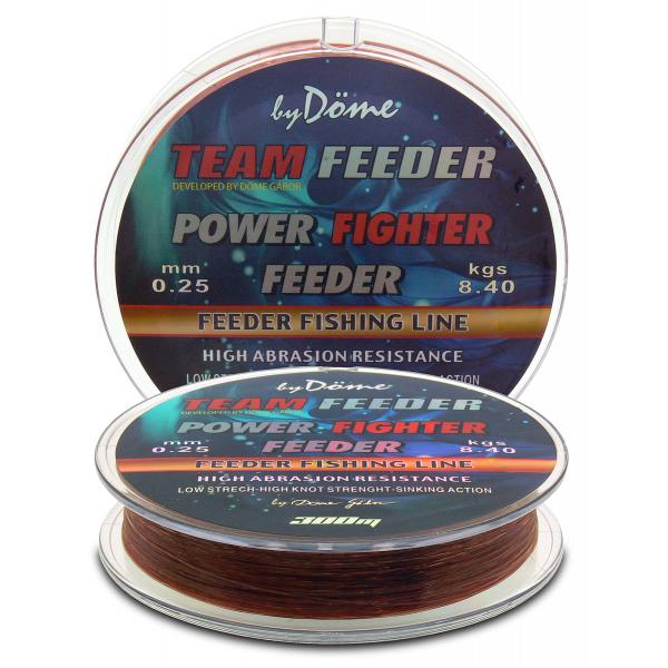 By Döme TF Power Fighter 300m 0,18mm feeder zsinór