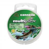 CANNELLE Multiflex 7 szál 9kg - 10m
