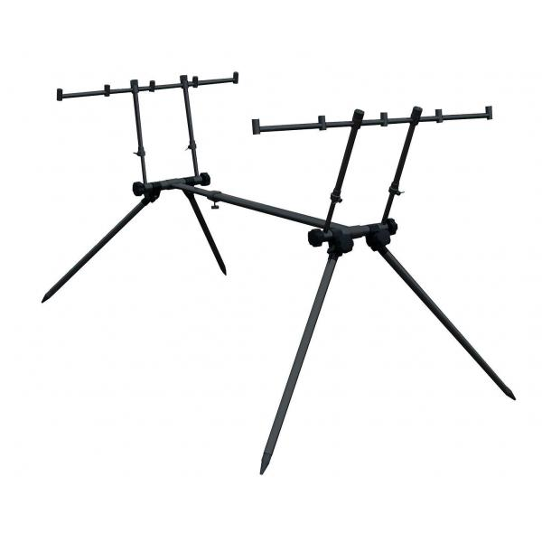 CARP ACADEMY Emotion Black rod pod 5 botos