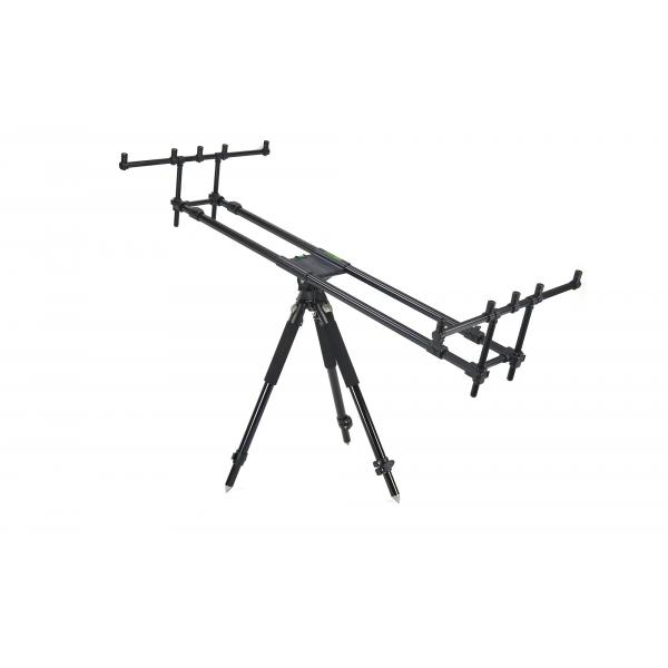 CARP ACADEMY Grizzly Rod Pod 5 botos