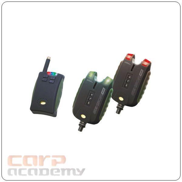 CARP ACADEMY Sensor WDX elektromos kapásjelző szett 2+1