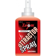 CARP ZOOM Attractor Spray - szilva