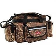 CARP ZOOM Camou terepszínű táska