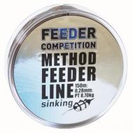 CARP ZOOM FC süllyedő Method feeder zsinór 150m/0,25mm