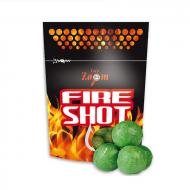 CARP ZOOM Fire Shot hook bojli tintahal - polip 24mm