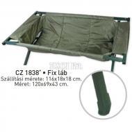 CARP ZOOM Fix Lábú Állványos pontybölcső 120x69x43cm