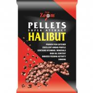 CARP ZOOM Furat nélküli Red halibut etetőpellet 20mm (5kg)