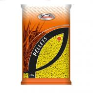 CARP ZOOM Multi fish pellets 6mm honey (méz) 1kg