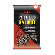 CARP ZOOM fúrt halibut pellet 8mm 800g