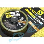 AVID CARP Pin Down Unleaded Leader Ólommentes előkezsinór - 45lb / 10m (AVPD_WS45)