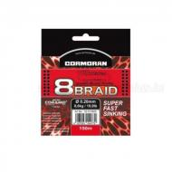 CORMORAN Corastrong 8 braid green 0,27mm 150m