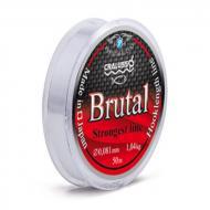 CRALUSSO Brutal előke horgászzsinór 0,16mm/50m