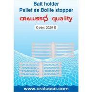 CRALUSSO Pellet és boilie stopper - L