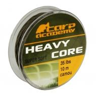 CARP ACADEMY Heavy Core leadcore 65lb (10m) / Camo