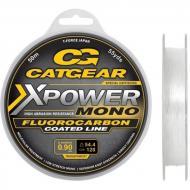 CatGear Xpower Mono Leader FC 120lb 50m - harcsás előkezsinór