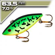 Cotton Cordell Super Spot 6,35cm/7,0g Fire Tiger