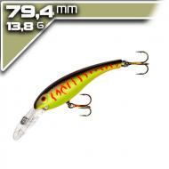 Cotton Cordell Suspended Wally Diver 7,94cm/13,8g - Yellow Brown Tiger