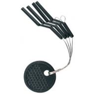 CRALUSSO Egypontos úszó rögzítő - 0,5mm