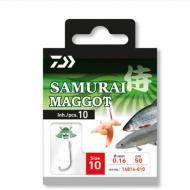 DAIWA Samurai előkötött Maggot horog 10-es/50cm