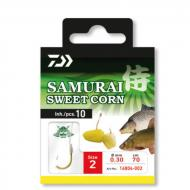 DAIWA Samurai előkötött kukoricás horog 1-es