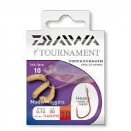 DAIWA Tournament előke 10-es horog 50 centis előkén