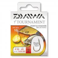 DAIWA pontyozó kötött horog arany - 4-es kukoricához